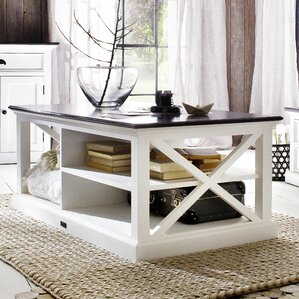 Halifax Contrast Coffee Table by NovaSolo