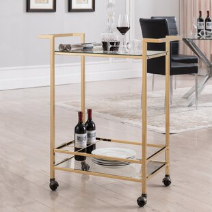 Jolie Bar Cart by Orren Ellis