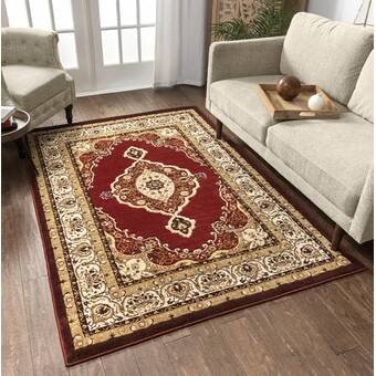 August Grove Scottie Hand Braided Brown Area Rug Wayfair