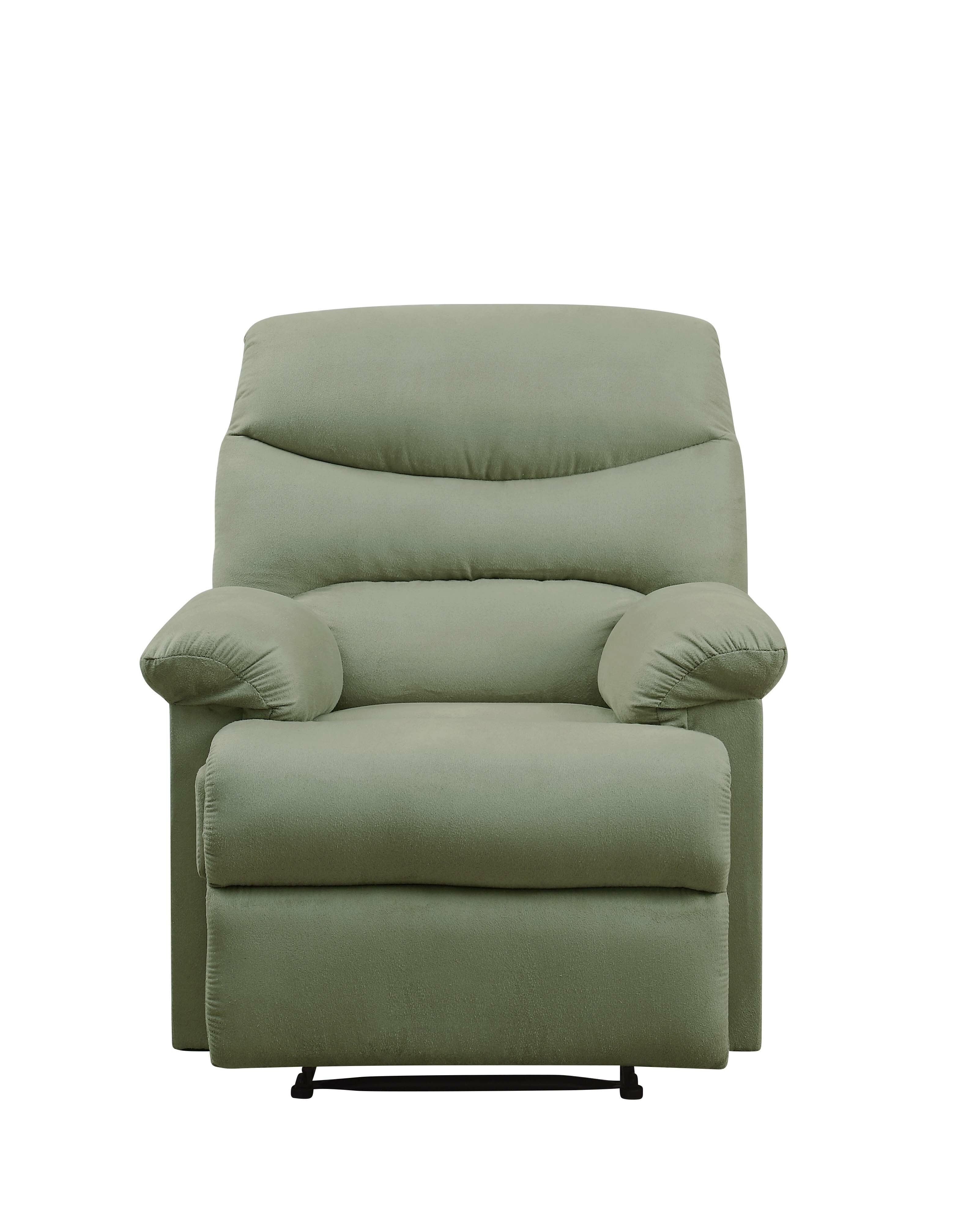 Ochlocknee Plush Chaise Manual Recliner