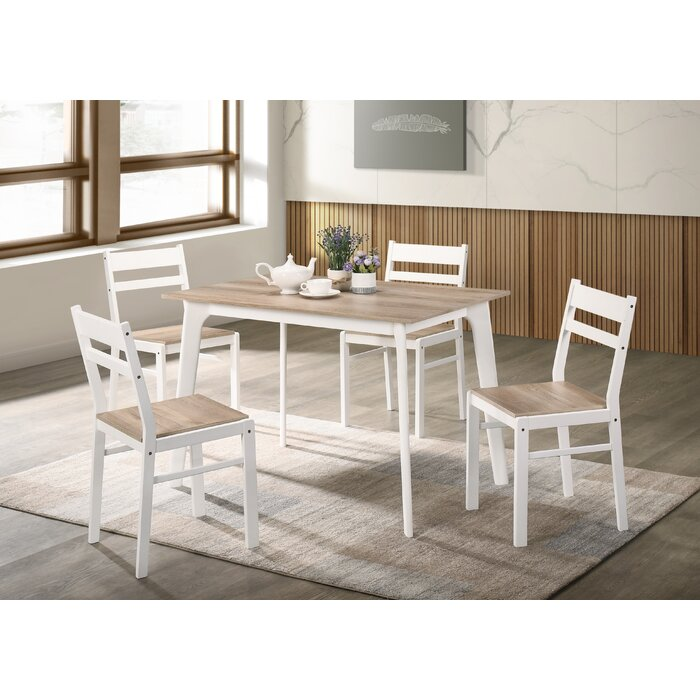 Kavalier 5 Pieces Dining Set