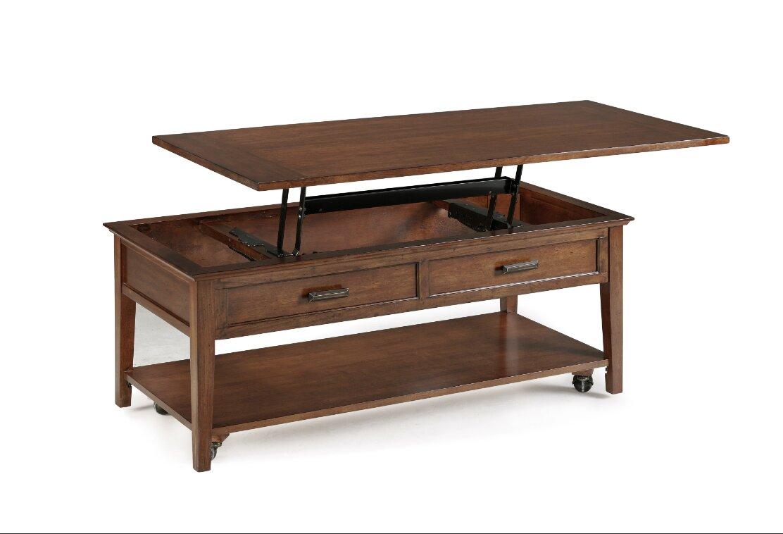 Millwood Pines Laverton Lift Top Coffee Table Reviews Wayfair