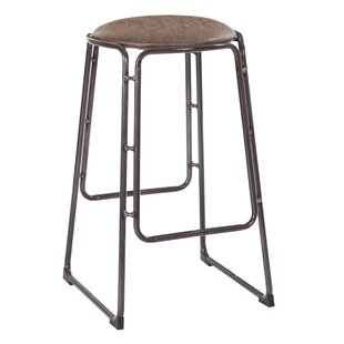 Kashmira 27 Bar Stool (Set of 2) by 17 Stories