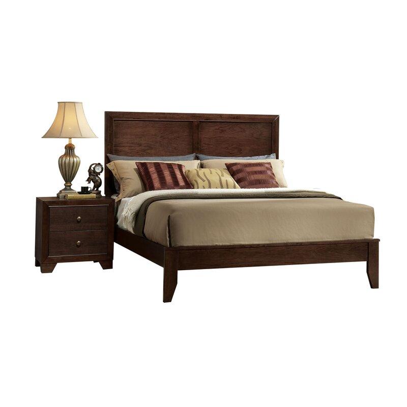 Madison Panel Bed