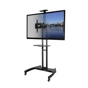 Mobile Fixed Floor TV Stand for 37