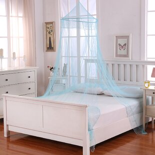 Jaymes Kids Collapsible Hoop Sheer Bed Canopy & Bed Canopies Youu0027ll Love | Wayfair
