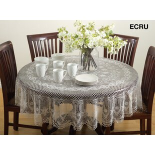 Round Table With Tablecloth.Round Tablecloths You Ll Love In 2019 Wayfair