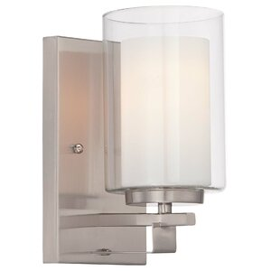 Bensenville 1-Light Bath Sconce