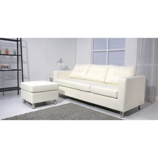 Windell Reversible Sectional Ebern Designs