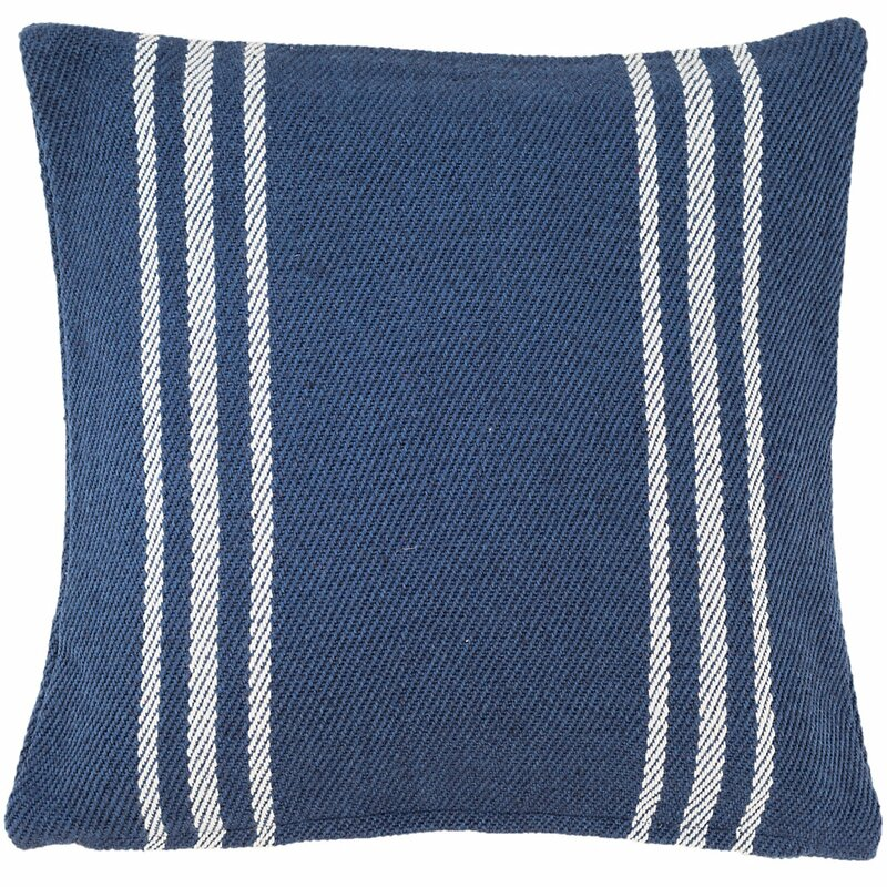 Fresh American Lexington Outdoor Square Pillow Cover And Insert Reviews Perigold