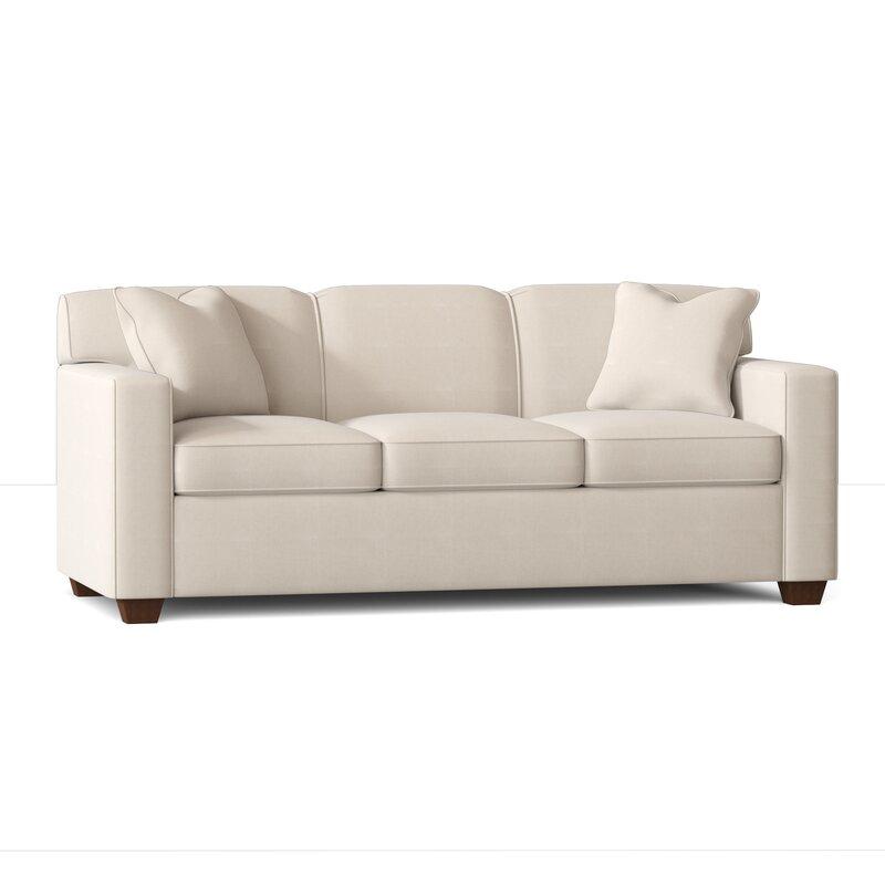 Birch Lane Gillis 79 Square Arm Sofa Reviews Wayfair