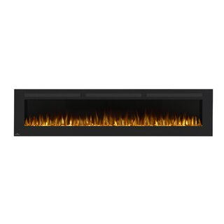 Allure Recessed Wall Mounted Electric Fireplace by Napoleon SKU:DE324478 Details