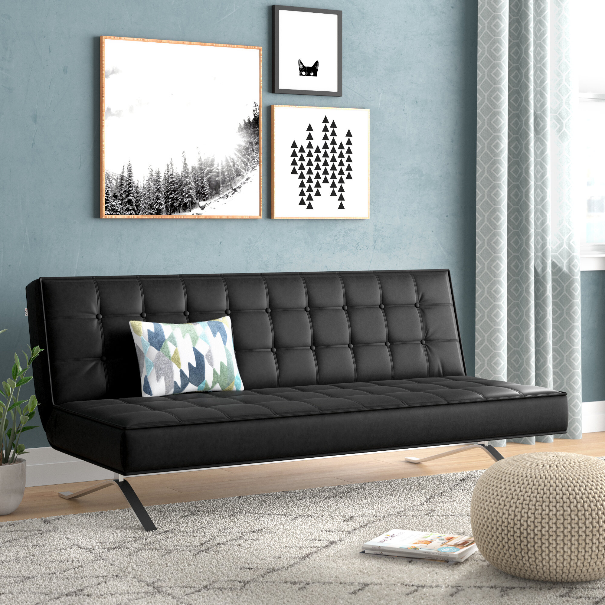 Demelo Full Size Convertible Sofa