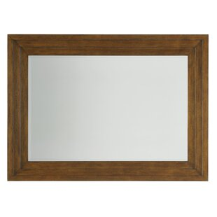 Island Fusion Luzon Rectangular Dresser Mirror by Tommy Bahama Home