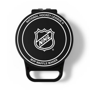 Air hockey pucks wayfair nhl hockey puck waffle maker mozeypictures Choice Image