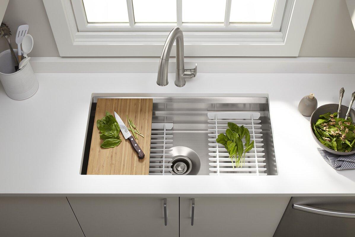 Prolific 33 x 17 34 x 11 undermount single bowl kitchen sink prolific 33 x 17 34 x 11 undermount single bowl workwithnaturefo