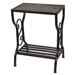 Thissell End Table by August Grove