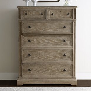 Wethersfield Estate 6 Drawer Chest by Stanley Furniture