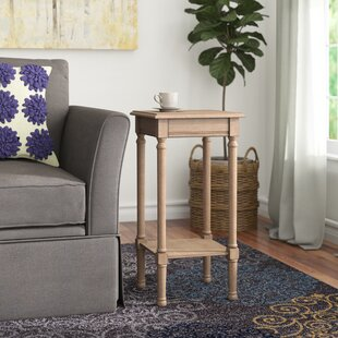 Online Reviews Keister End Table by Charlton Home