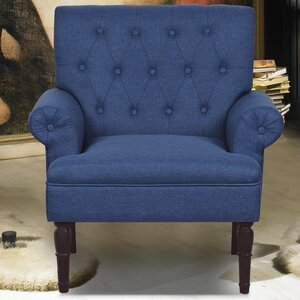 Upholstered Armchair by Container
