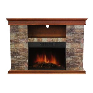 Sanibel 48 TV Stand with Fireplace by Stonegate