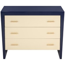 Marcia 3 Drawer Chest by Willa Arlo Interiors