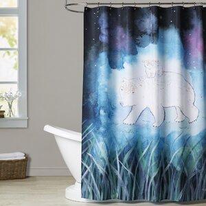 Burritt Shower Curtain Brayden Studio