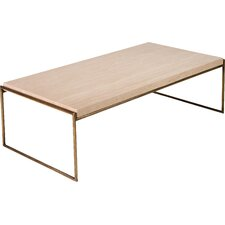 Mia Coffee Table by Interlude