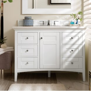 Lineberry 47 Single Bathroom Vanity Set by Rosecliff Heights