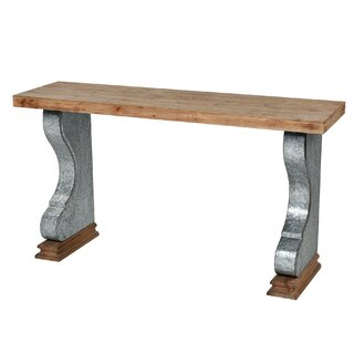 """Jakey 55.9"""" Console Table by Williston Forge SKU:DD897999 Price Compare"""