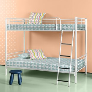 Margarito Twin Bunk Bed by Harriet Bee