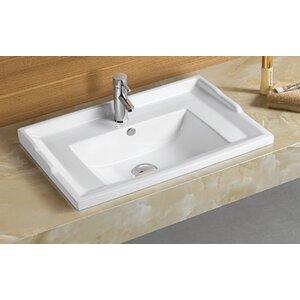Belfry Bathroom 46 cm Einbau-Waschbecken Retro