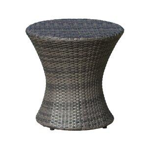Grayling Wicker Side Table