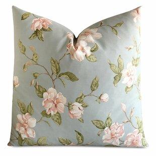 Jarrard Floral Luxury Decorative Pillow Cover