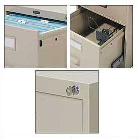 G Series 2-Drawer File Pedestal by Global Total Office Amazing