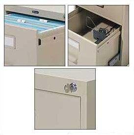 G Series 2-Drawer File Pedestal by Global Total Office