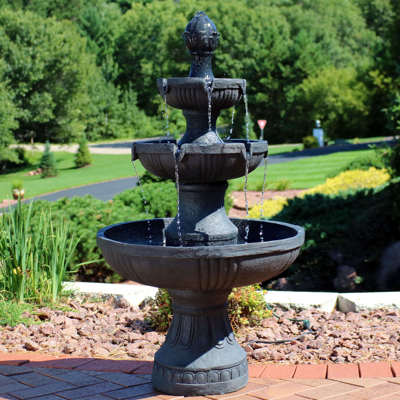 Dunkelberger Fiberglass Fountain
