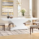 Gerardo Z Extendable Dining Table by Wade Logan®