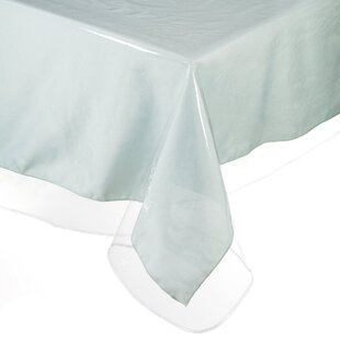 Workman Plastic Tablecloth