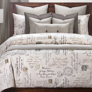 Eaucourt Linen Duvet Cover Set
