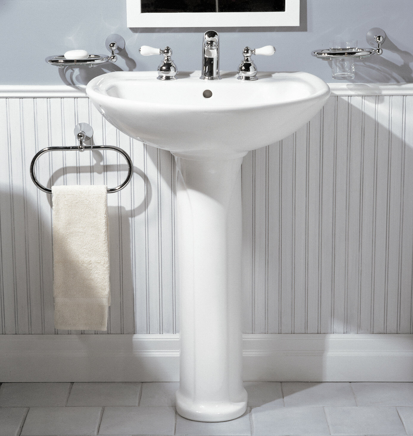 sink and bathroom warehouse american standard cadet ceramic 25 quot pedestal bathroom sink 20378