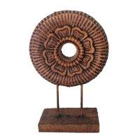 Product Décor de cercle sur la sculpture de stand