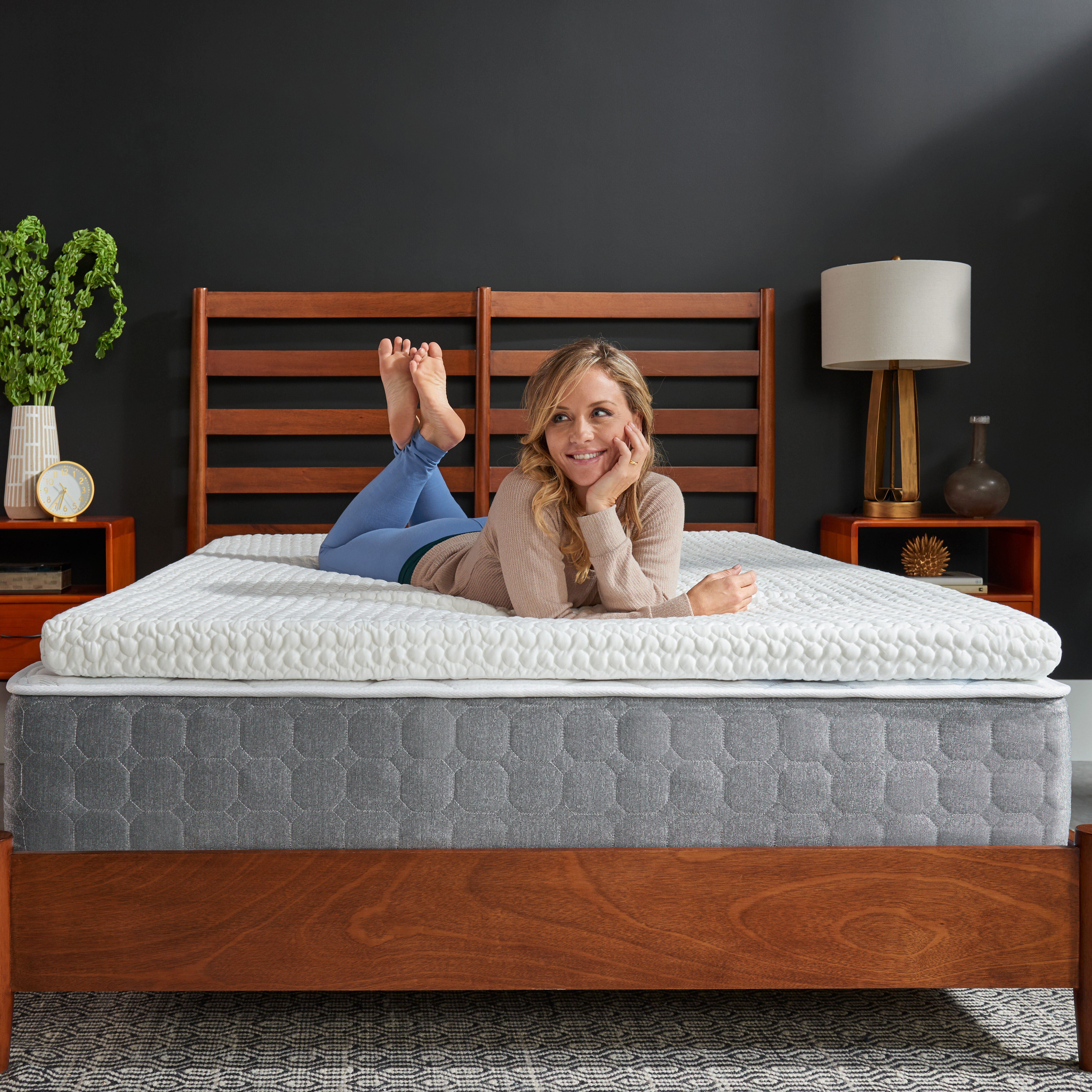 Mattress Toppers Protectors New 100 Memory Foam Mattress Topper Available In All Sizes And Depths Bree Com Br
