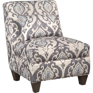 Mowbray Slate Large Slipper Chair