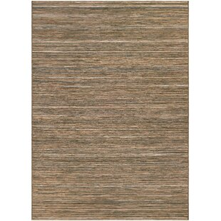 Mont Brown/Ivory Indoor/Outdoor Area Rug