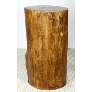 Oak Hill Stump End Table