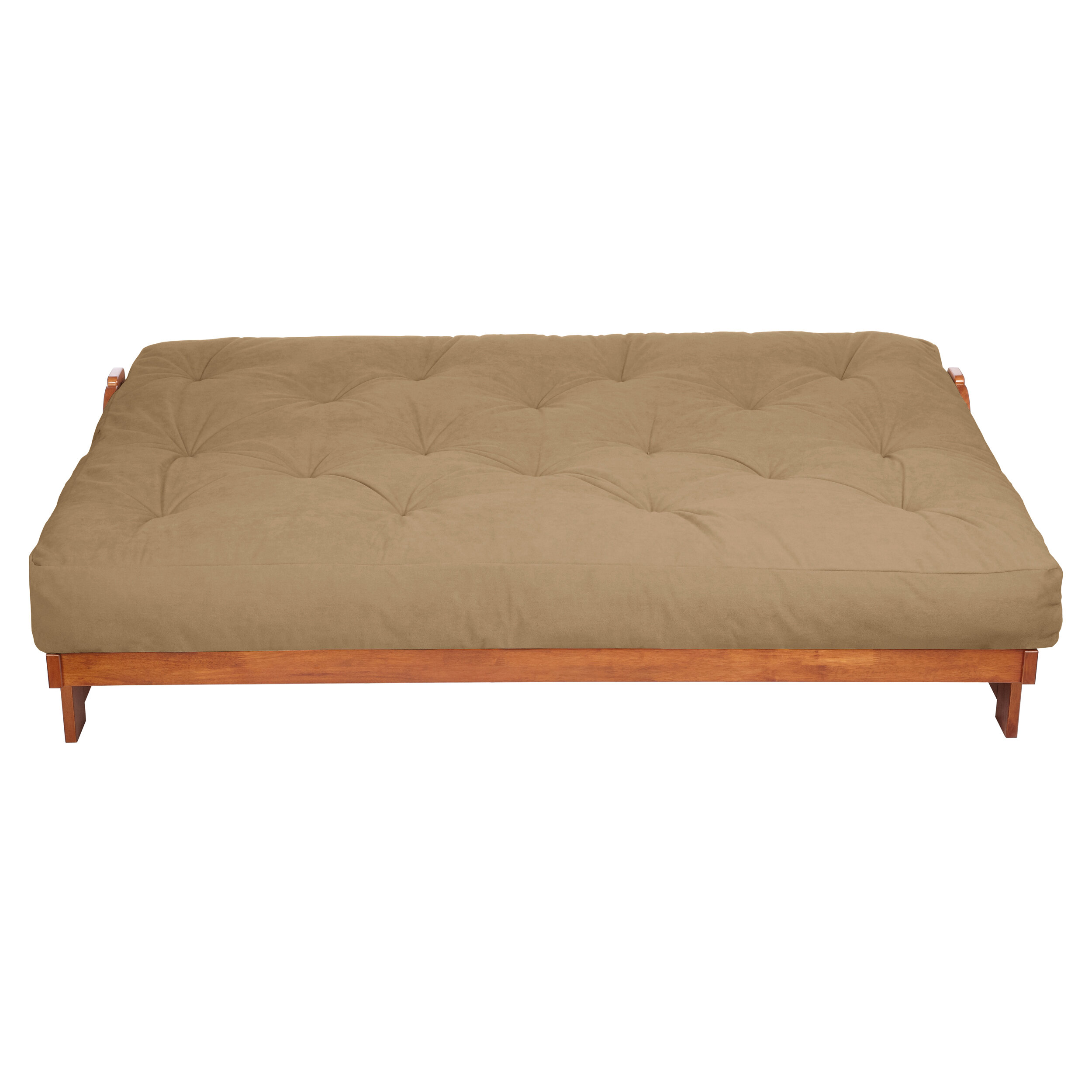 size hardwood and with beds bed sofa innerspring mattress futon co queen cheap frame phoenix thinkpawsitive suede