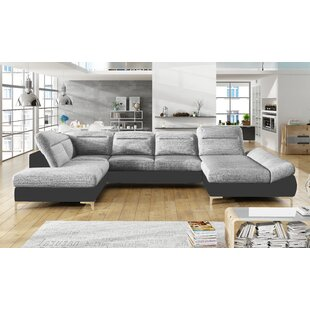 Aubuchon XL Sleeper Sectional