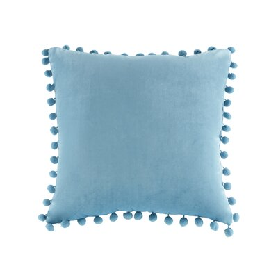Teen Dooling Quilted Throw Pillow Cover