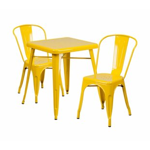 3 Piece Dining Set Offex
